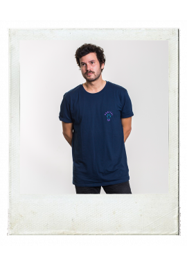 CAMISETA ORBITAL TBT NAVY